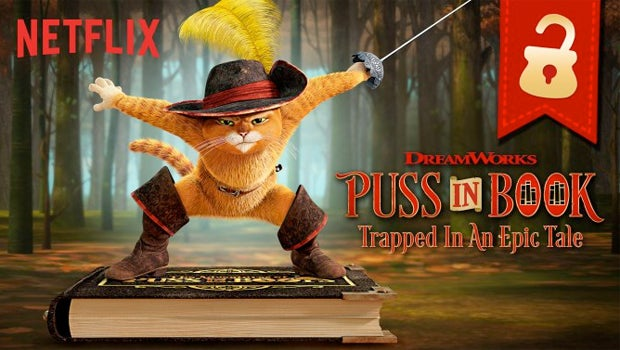 Netflix interactive