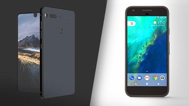 Pixel vs Essential