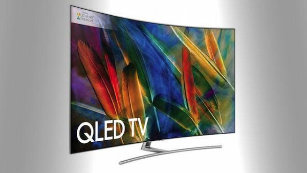 Samsung QE55Q8C QLED