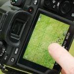 Sony Alpha 9 touchscreen