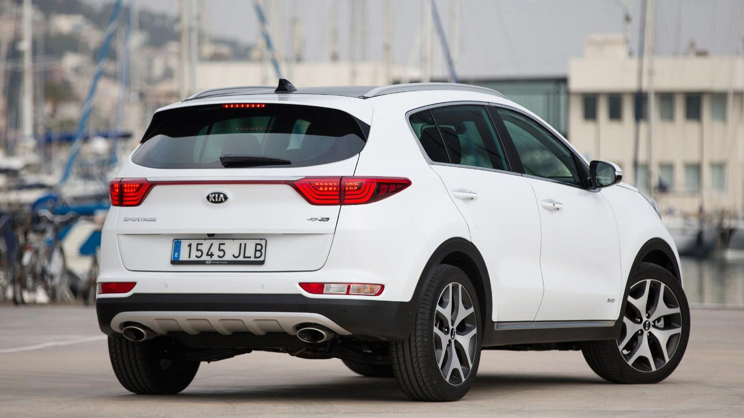 Kia Sportage Review Trusted Reviews