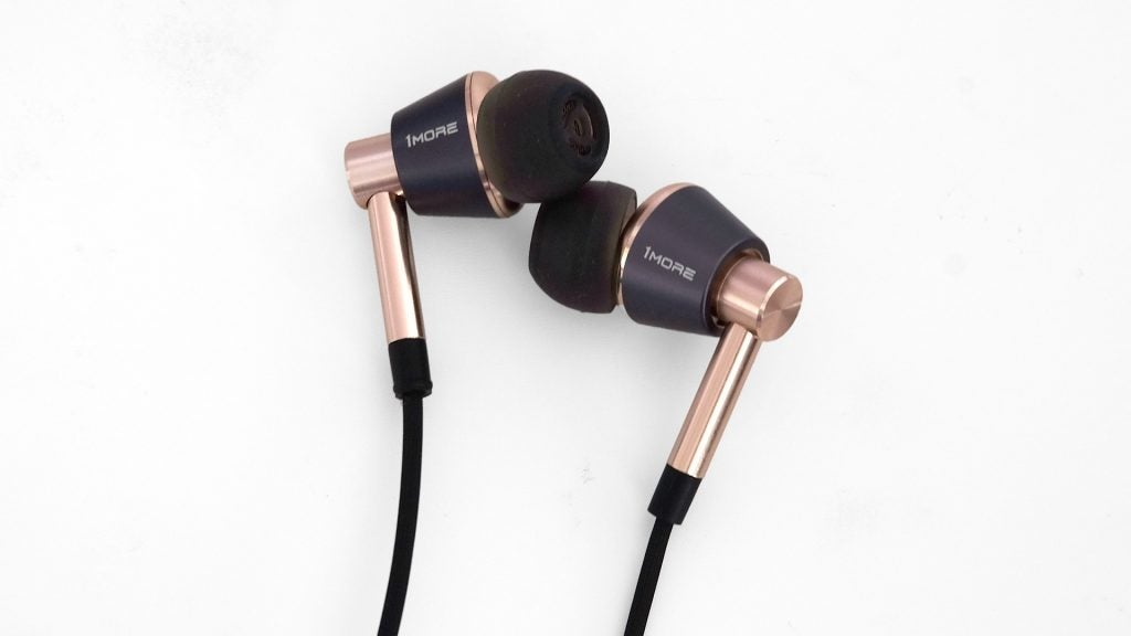 By comparison, the Shure SE535 triple-driver pair cost £366. But before you get too excited, these aren't a match for the big names when it comes to audio ...