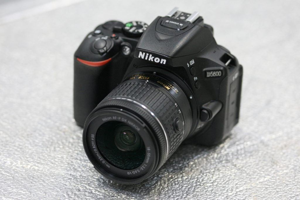 Nikon D5600 – an advanced DSLR for enthusiast photographers