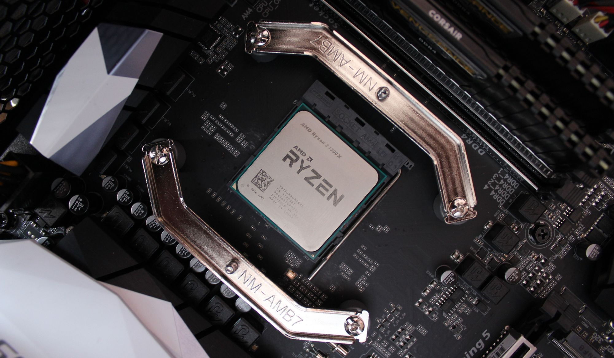 AMD Ryzen powers to best PC component of 2017 award honours