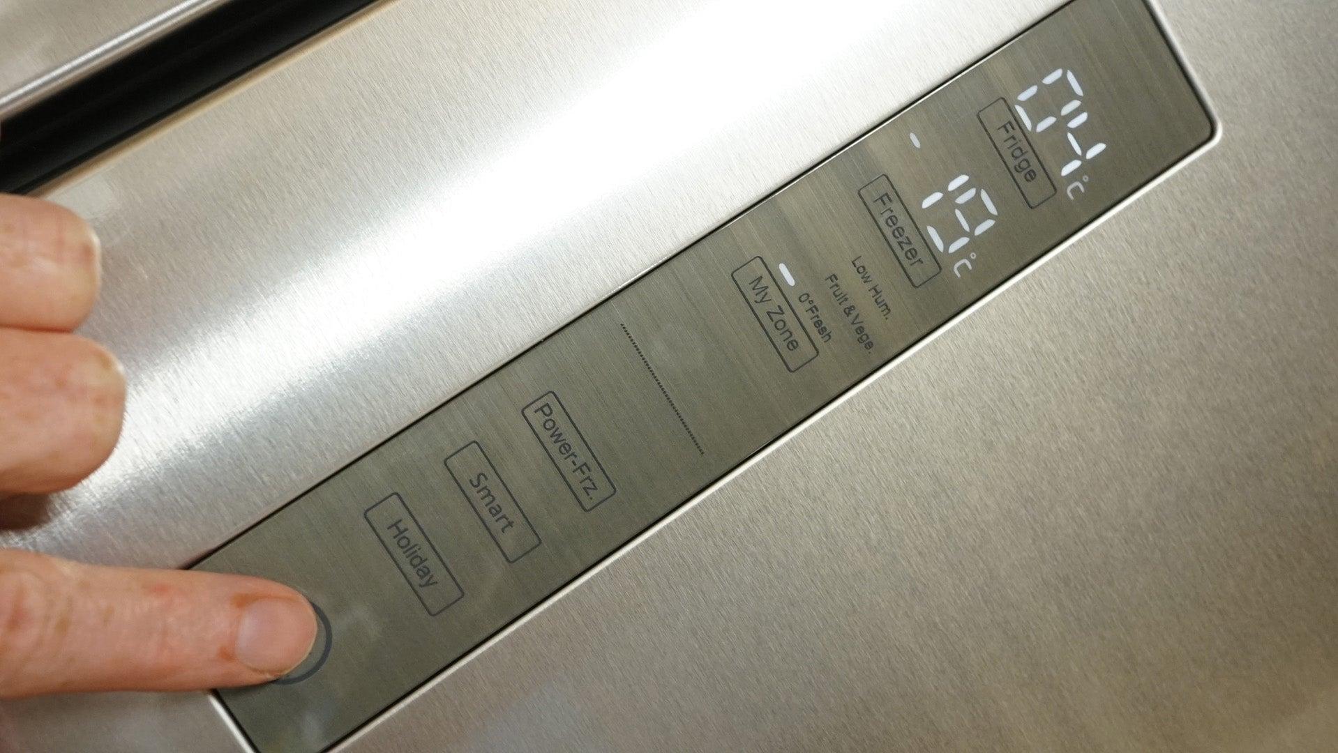 Haier Cube HTF-452DM7 fridge freezer Review | Trusted Reviews