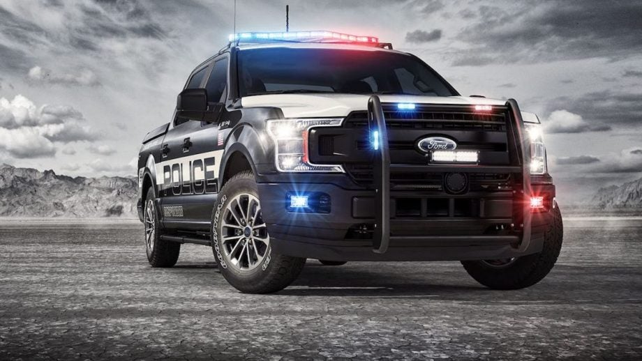 Ford S Latest F 150 Truck Will Chase You With Flashing