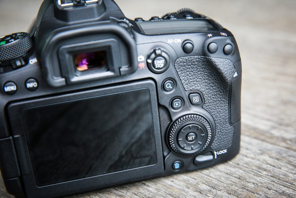 Canon EOS 6D Mark II – Canon EOS 6D Mark II – Viewfinder