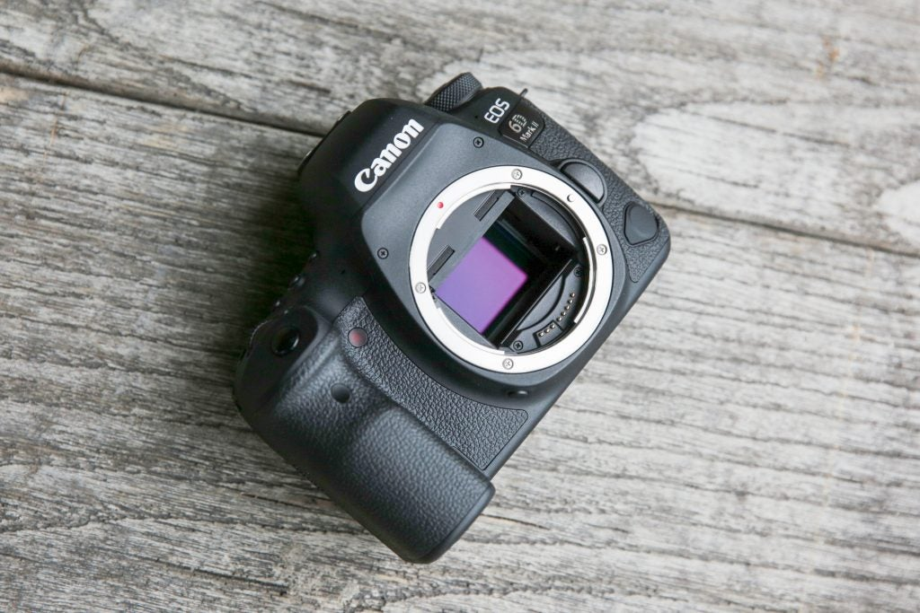 Canon EOS 6D Mark II – Canon's junior full-frame DSLR gets a welcome upgrade