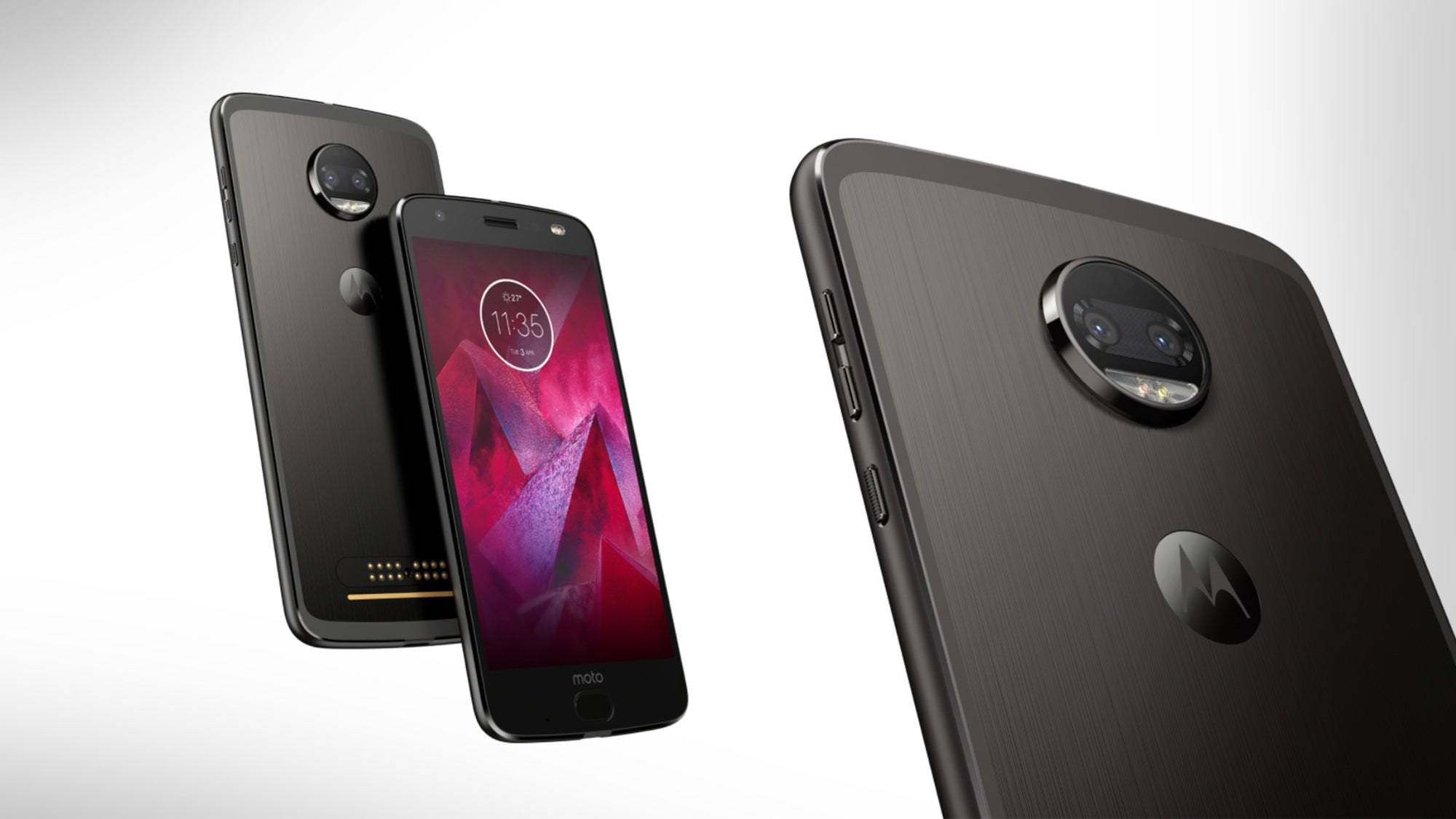 Does the Moto Z2 Force also have a 'Jelly Scrolling' issue