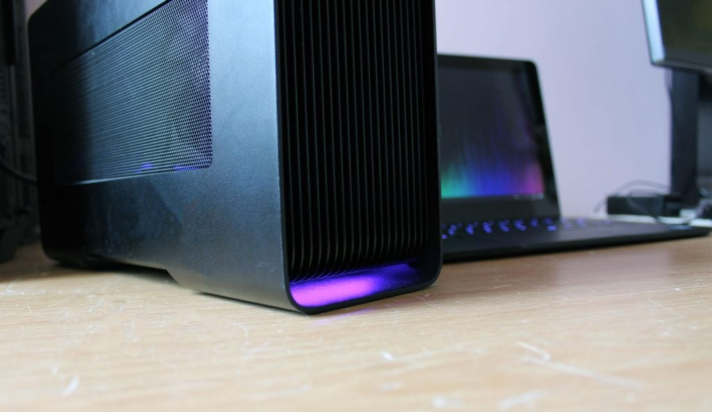 Razer Core review: Make any laptop powerful enough to game | Trusted