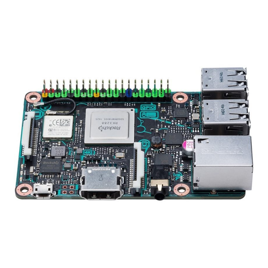 Asus Tinker Board review: Better than a Raspberry Pi