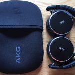 AKG N60 NC Wireless headphones