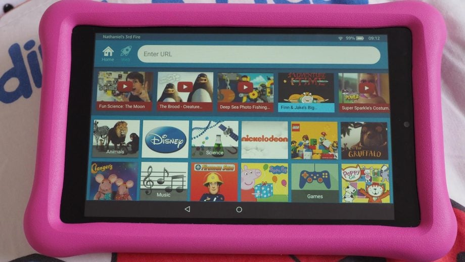 Amazon Fire HD 8 Kids Edition Review | Trusted Reviews