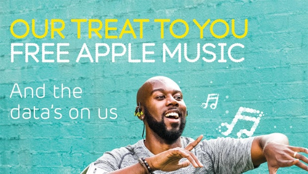 Apple Music EE