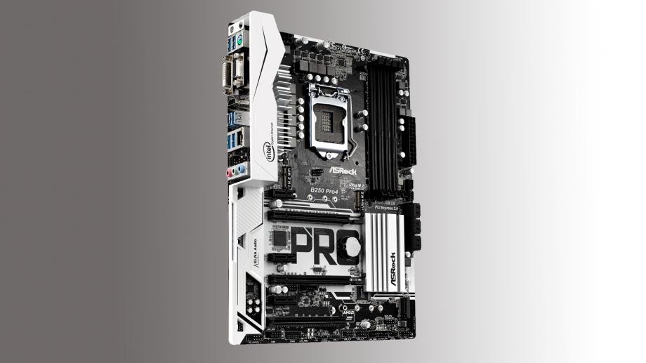 AsROCK B250 Pro4 3