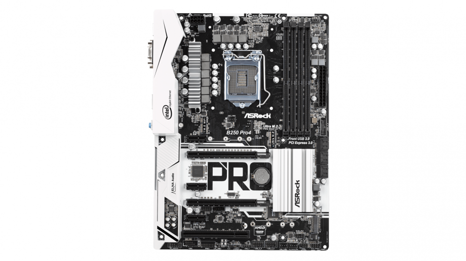 ASRock B250 Pro4 Review | Trusted Reviews