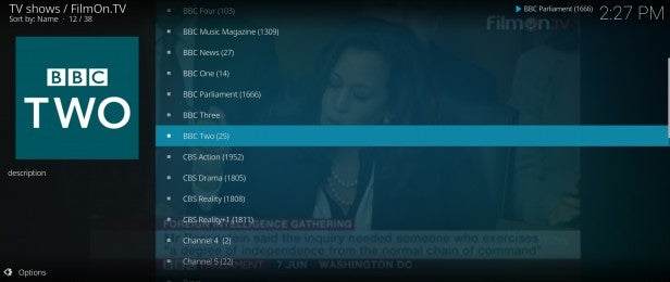Best legal Kodi add-ons 1