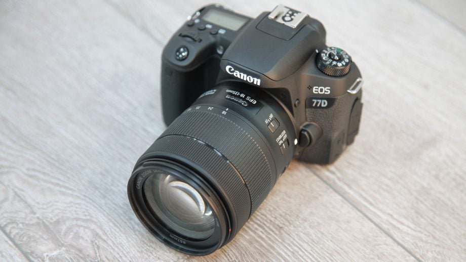 Canon EOS 77D Review | Trusted Reviews