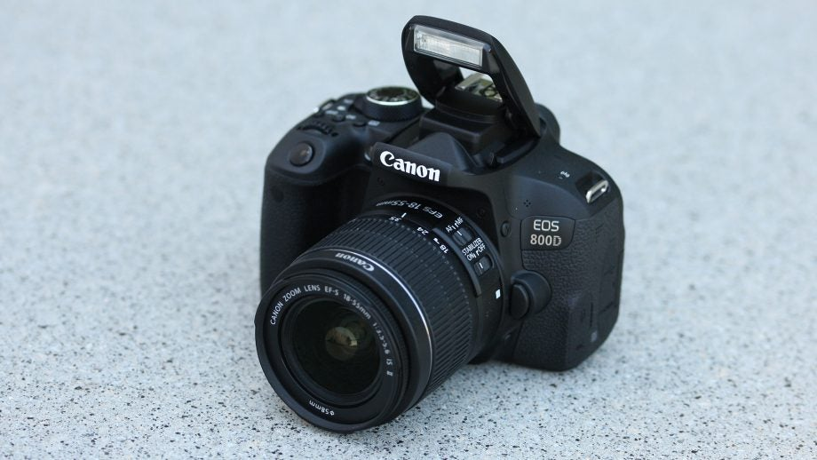 Canon EOS 800D Review | Trusted Reviews