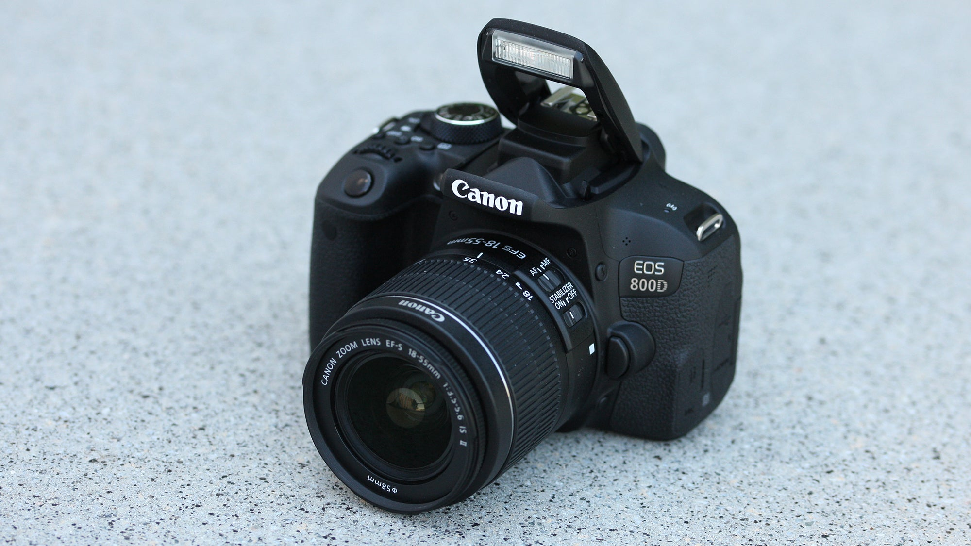 Canon Eos 800d Review Trusted Reviews Dslr 750d