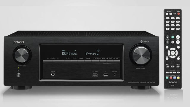 Denon Avr X1400h Review Trusted Reviews