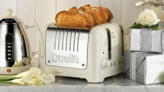 Dualit 4 Slot Lite Toaster
