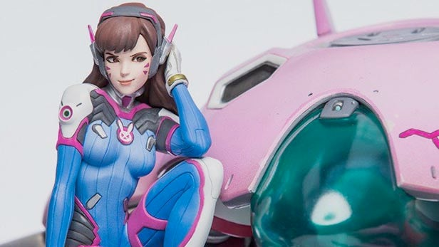 Blizzard is selling this insane Overwatch statue for $450