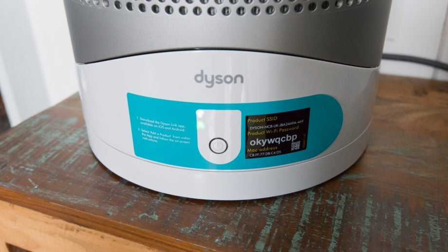 Dyson Pure Cool Link Desk Review Trusted Reviews