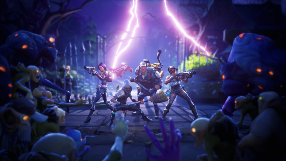 epic error briefly grants dream of ps4 and xbox one online cross play - fortnite crossplay icons