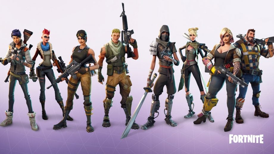 is fortnite out for android