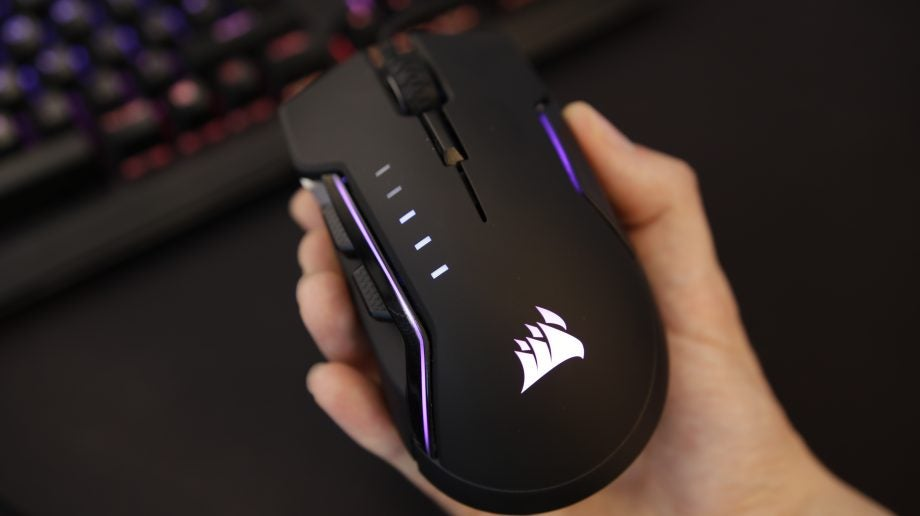Best gaming mouse: Corsair Glaive RGB