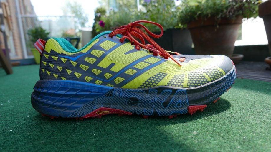 Best tough trail running shoe