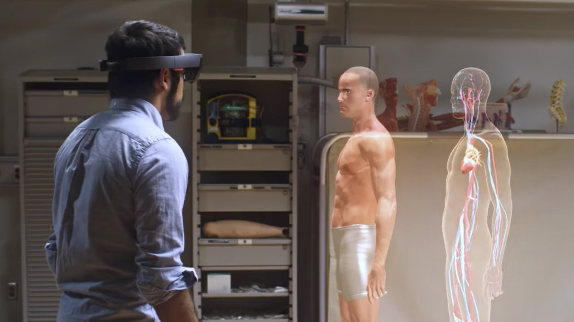Microsoft Developing Ai Quot Coprocessor Quot For Hololens 2 To