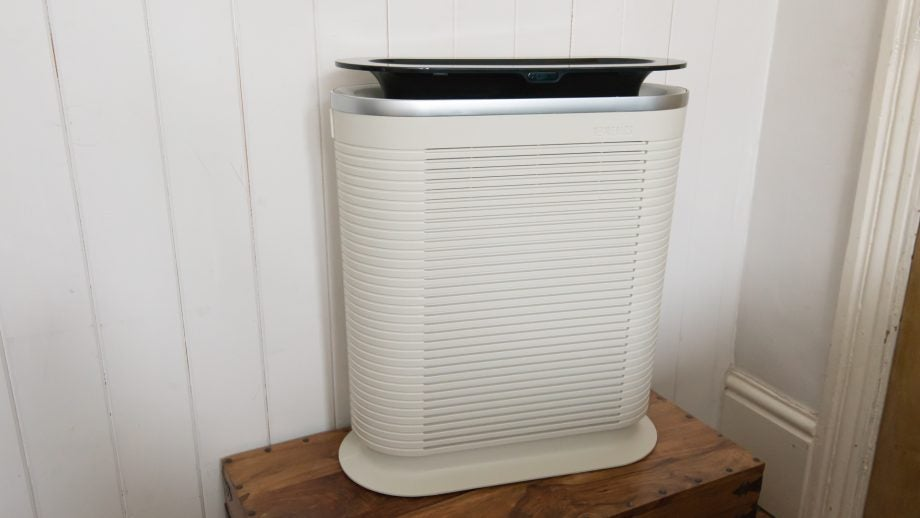 how to clean homedics air filter