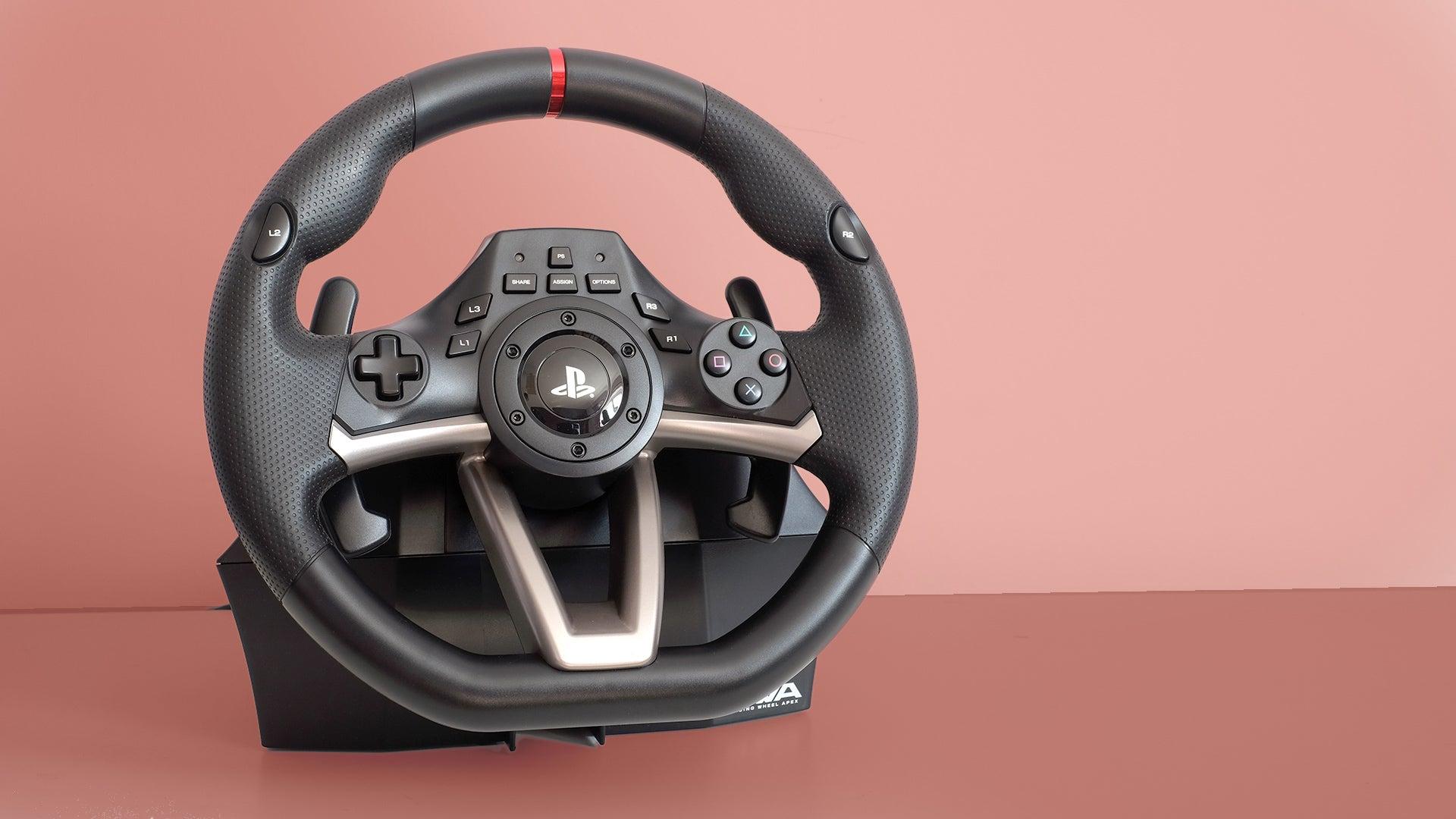 Hori Racing Wheel Apex Review Trusted Reviews