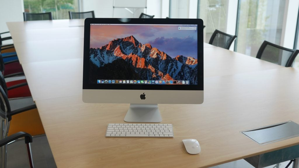 Imac 21 5 Inch 4k 2017 Review Trusted Reviews