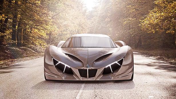 Jaguar X Concept 7