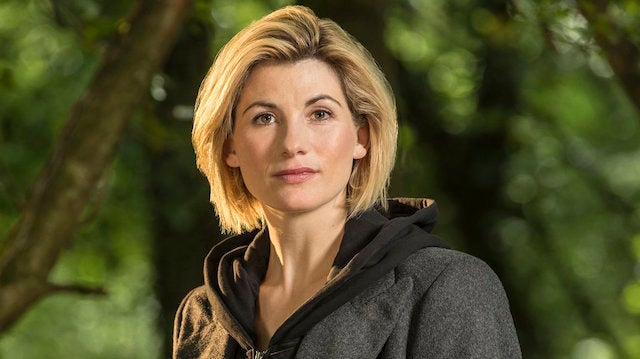 Jodie Whittaker Dr Who