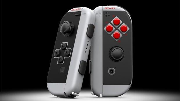JoyCon NES