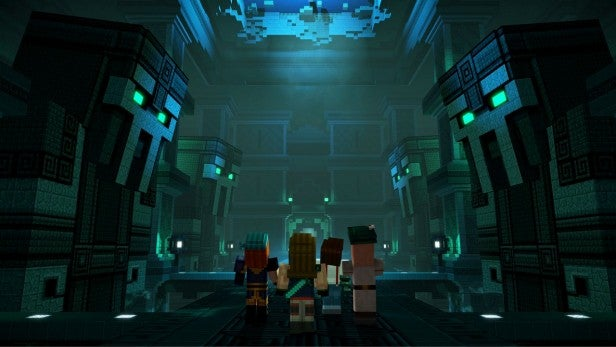 Minecraft Story Mode Season 2 Episode 1 Review Trusted Reviews