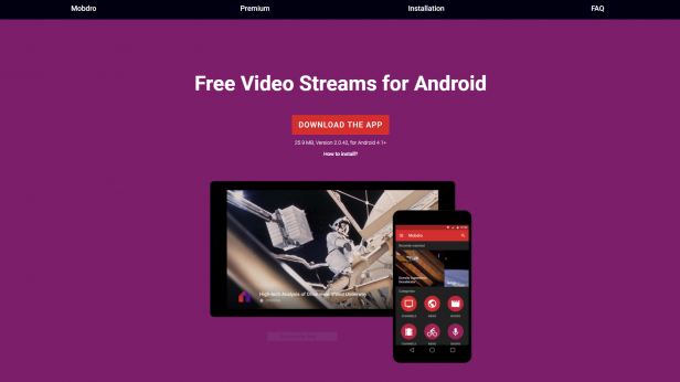 Mobdro on Fire Stick Install Guide: How to download Mobdro