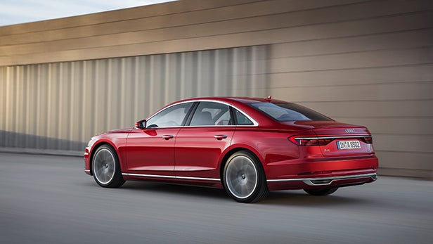 New Audi A8 2017 49