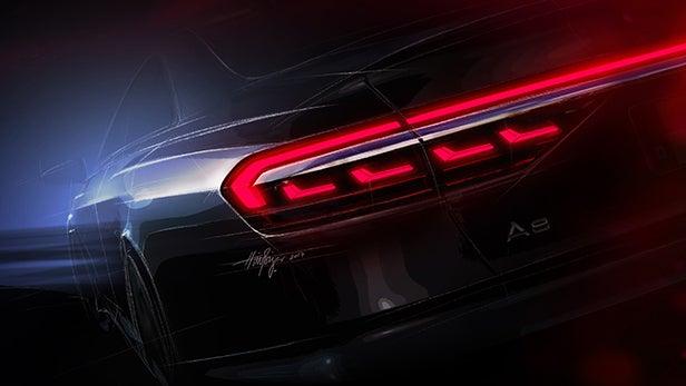 New Audi A8 2017 59