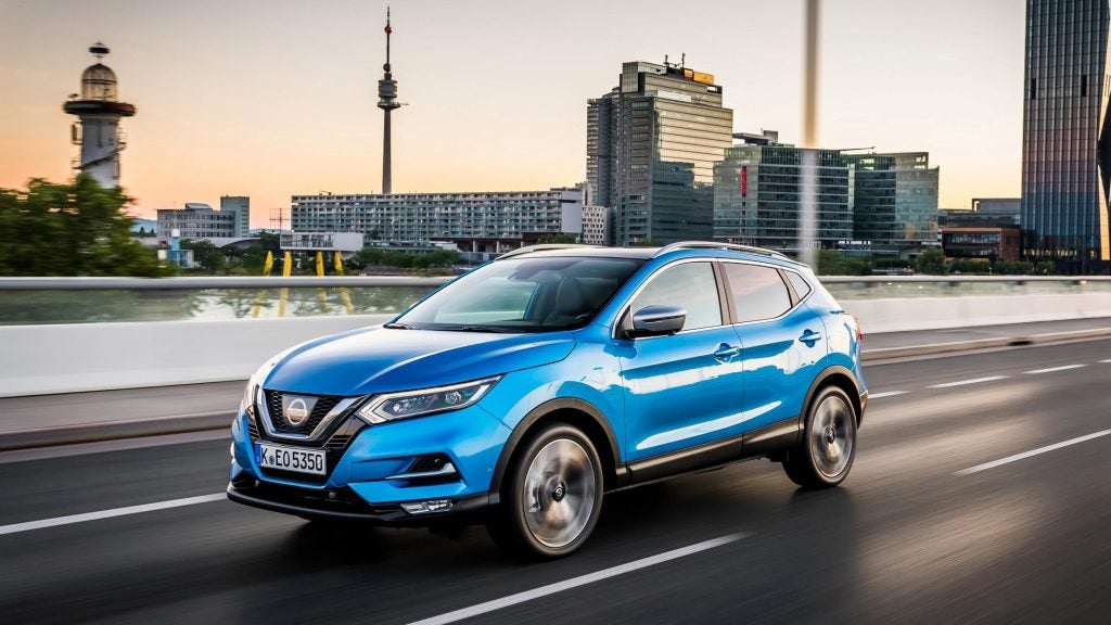 Nissan Qashqai Review Trusted Reviews