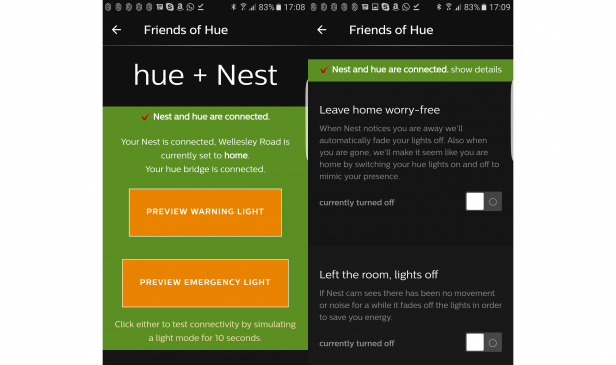 Nest vs hive which is the best smart thermostat trusted reviews philips hue works with nest cheapraybanclubmaster Image collections