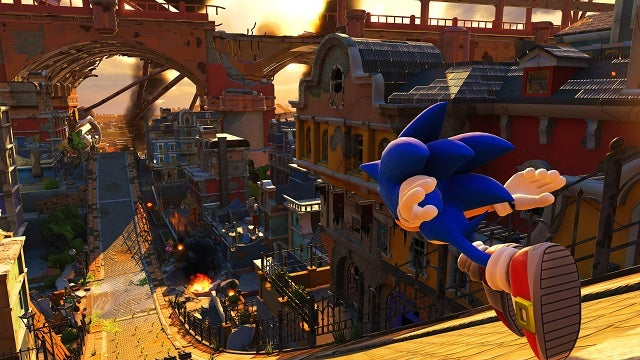 New Sonic Game For Ps4 : Sonic forces review trusted reviews