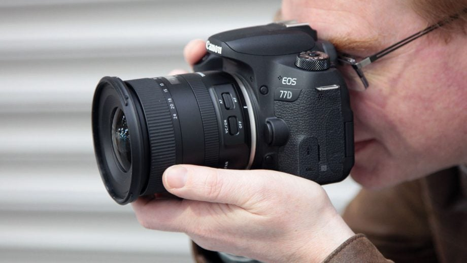 Tamron 10-24mm f/3 5-4 5 Di II VC HLD Review | Trusted Reviews
