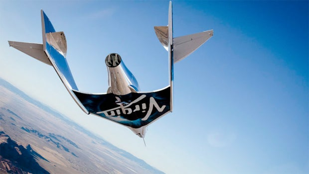 Virgin Galactic mission back on track as Branson eyes 2018 take-off ...