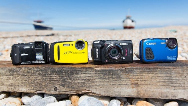 Best Waterproof Cameras 2017: Find your perfect summer holiday ...