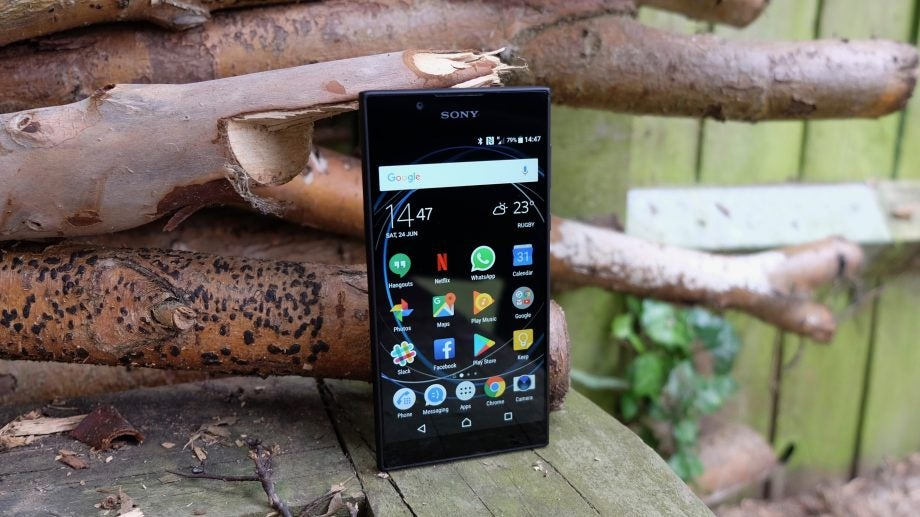 Sony Xperia L1 review | Trusted Reviews